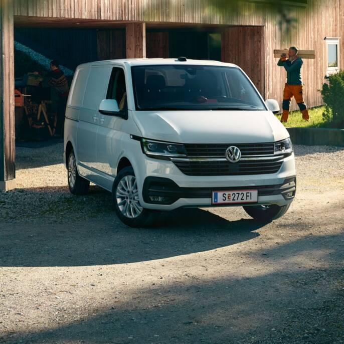 Nový VW Transporter 6.1
