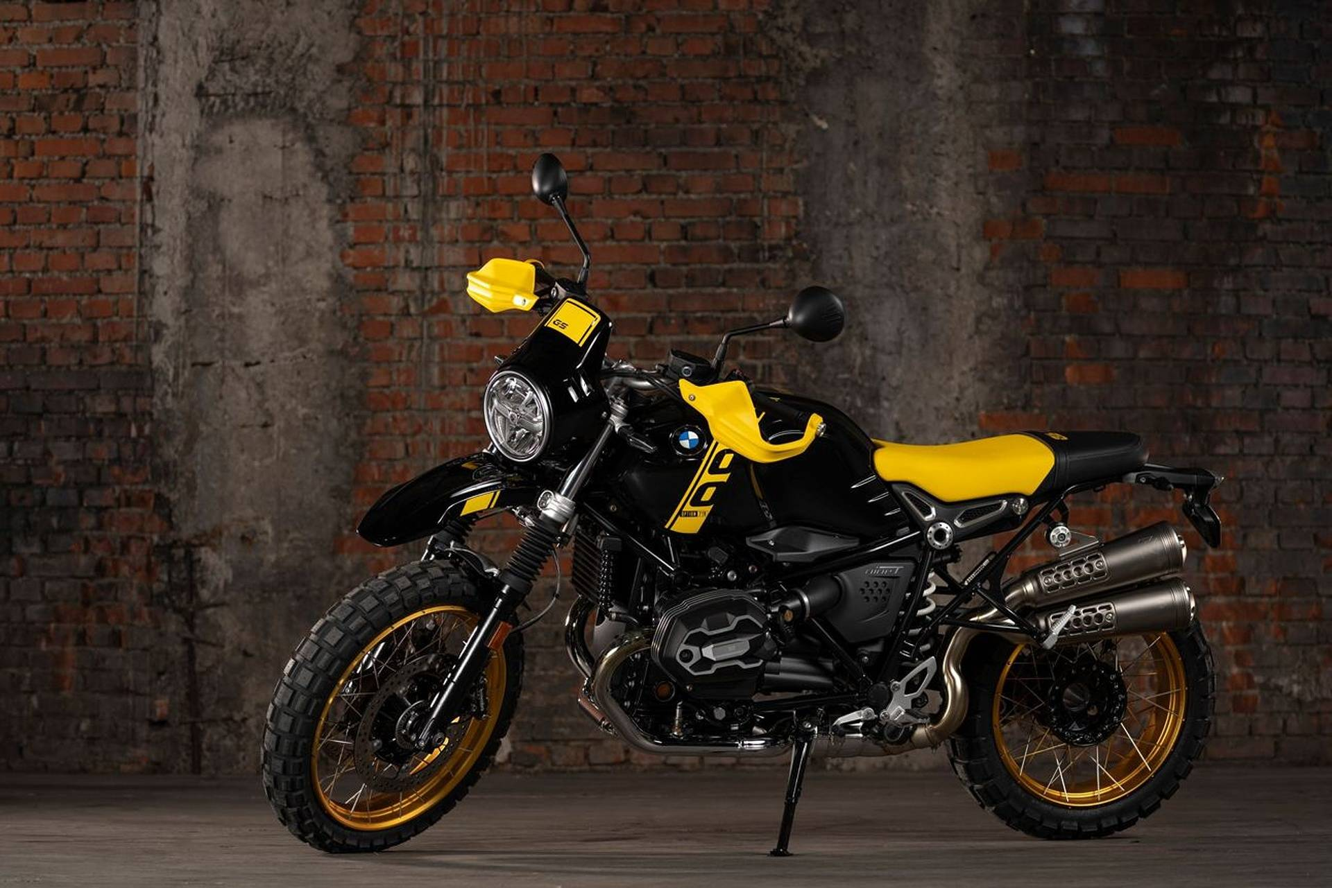 R nineT Urban GS EDITION 40 LET GS