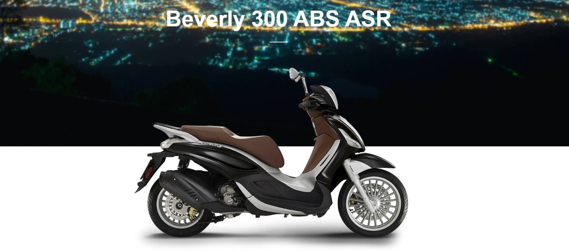 Beverly 300 ABS ASR